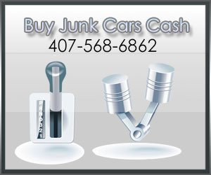 Sell Junk Car Removal Orlando Service Cash For Salvage Cars